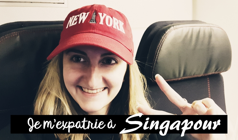 I Left France For Singapore! | J'ai quitté la France pour Singapour | Expatriation #2