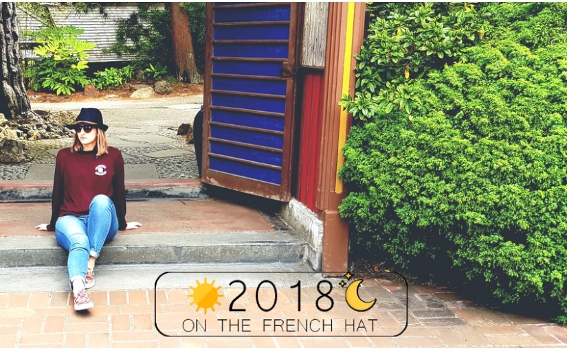 The French Hat in 2018 | Happy New Year 2019!