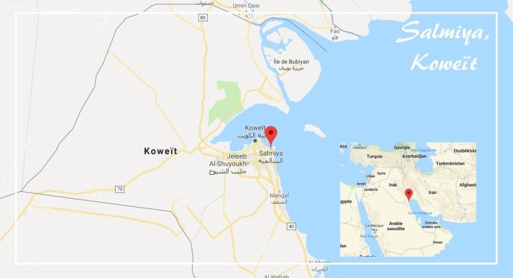 Salmiya Koweit