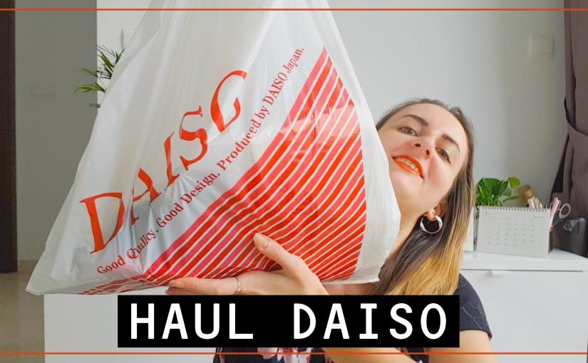 Daiso Haul!